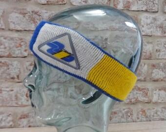 Headband Retro 1980's Approx.42cm x 5.5cm Ski Winter