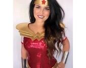 Superhero Girls DC Costume to CANDA