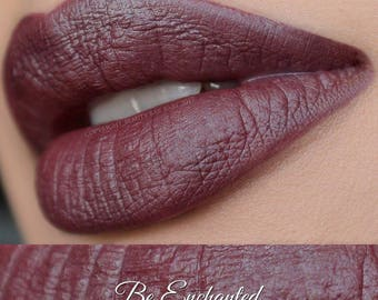 Be Enchanted Satin Liquid Lipstick Matte Liquid Lipstick