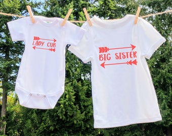 Big Sister and Lady Cub Set