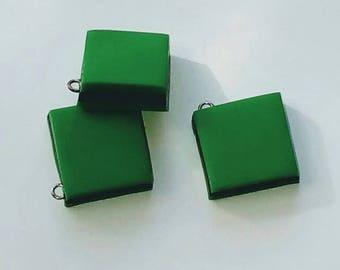 X 1 English Candy Green/Black 18mm