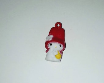X 1 cat kawaii Red Hat 28mm