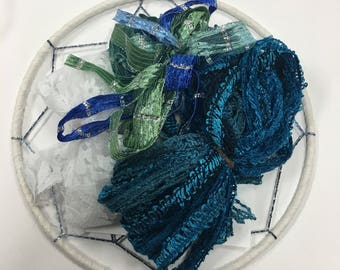 Blue Lagoon DIY Dreamcatcher kit