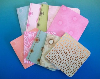 10 Mini Cards Or Gift Tags