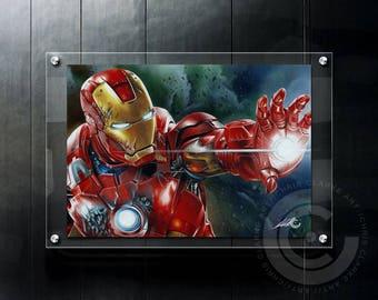 Iron Man Limited Edition Print