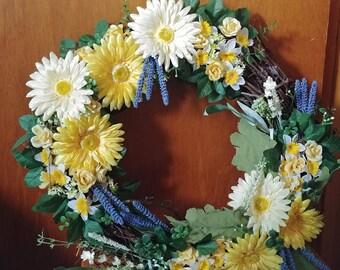 MTO Floral Wreath