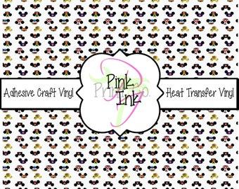 Disney Inspired Craft Vinyl and Heat Transfer Vinyl Pattern Disney 22
