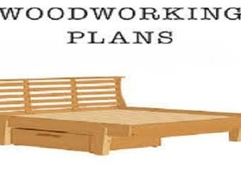 A Hard Copy Of Any One Of My Woodworking Plans