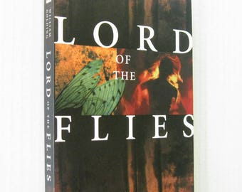 Lord of the Flies, by William Golding, Vintage Paperback Book, 1997, Practically as New