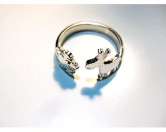 Reindeer reindeer Ring Ring