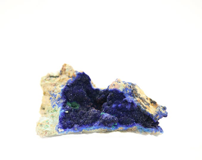 Azurite, Malachite, Cuprite from Congo, Reiki Stones, Home Decor, Healing Crystals and Stones 333