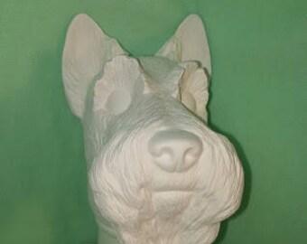 Scottie Dog Animal Doll