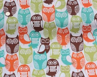 DESTASH 1m Swedish Owls by Michael Miller