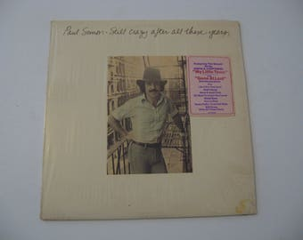 Paul Simon - Still Crazy After All These Years - Circa 1975