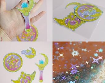 Sailor Moon Sticker Pack 1