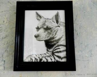 Starry Hyena