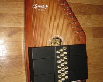 Autoharp Oscar Schmidt 21 Chord made in the USA