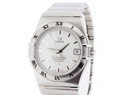 Omega Constellations Chronometer Automtic Wrist Watch Stainless Steel Swiss Made Stainless Steel