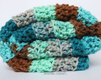 Crochet Baby Blanket Pattern-Instant Download-Chunky Blanket-Blanket Pattern-Baby Boy Blanket-Crochet Pattern-Pattern by Amanda Crochets