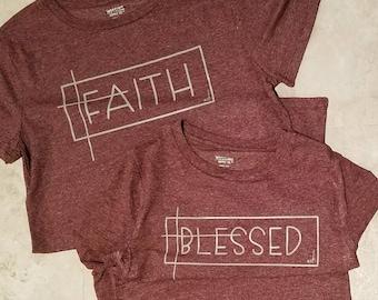 Faith Ladies Tee