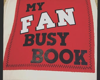 My Fan Busy Book