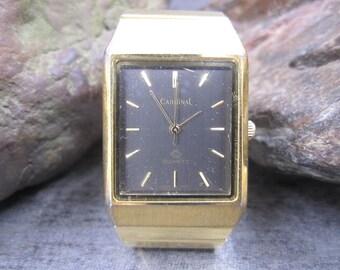 Seiko gold tone  watch
