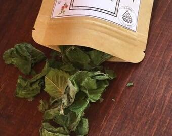 Organic Bee Balm Tea. Bee Balm Herbs. All Natural. Medicinal Herbs. Vegan Friendly