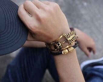 Gothams Gems Beta Skeleton Bracelet