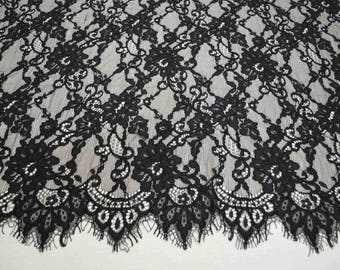 Orange corded Lace Fabric,Black lace fabric for dress,bone eyelash lace fabric,cored lace ,red lace for dress,lovely green lace-150cm*150cm