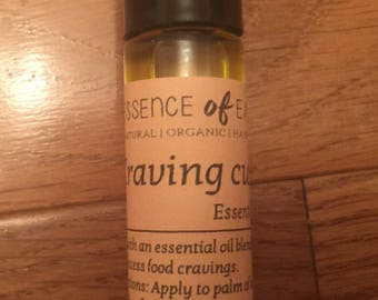 Appetite suppressant essential oil blend. Craving cutter. Aromatherapy blend
