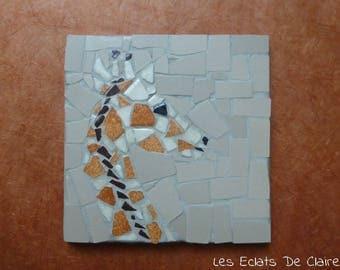 "Mosaic ""Giraffe"""