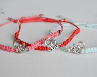 Ohm Charm Bracelet