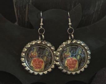 Night of the Living Dead Earrings