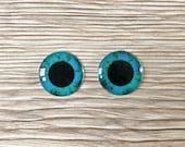 Soft Resin Realistic Eyechips for Blythe dolls
