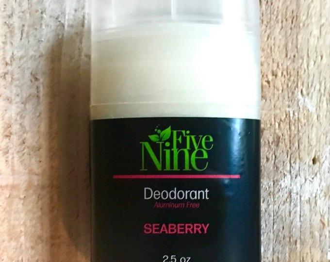 Deodorant - Women's Deodorant - AluminiumFree - Seaberry