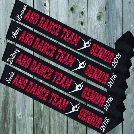 Black Sash Senior Dance Team