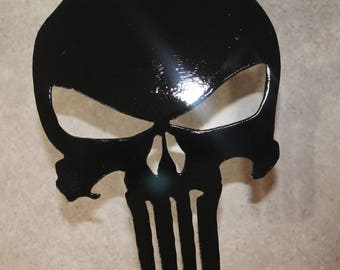 Punisher hitch cover black