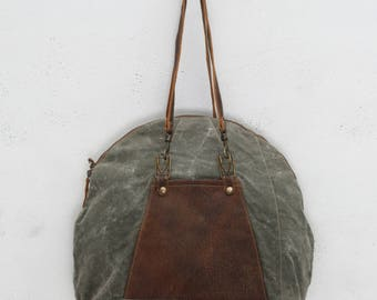 The Half Moon Bag