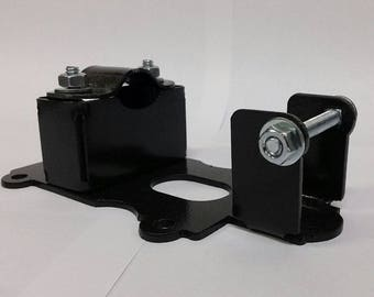 punch mounting bracket for hand held sheet metal punch (bracket only)
