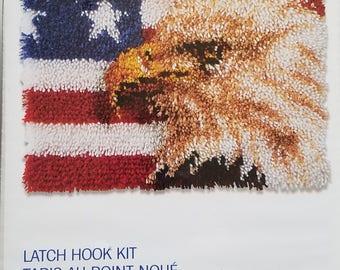 American Eagle Latch Hook Kit