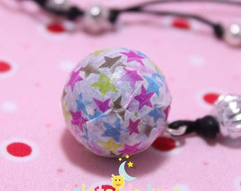 Bola pregnancy genuine harmonyball covered with a multicolored pattern star rehab