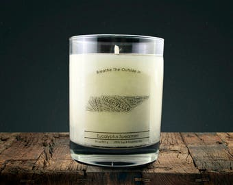 Tennessee | 100% soy wax & essential oil candle | Classic Tumbler | 14oz.