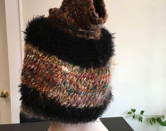 Art shawl