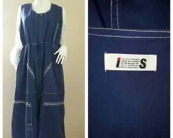 Free Shipping! Rare Vintage ISSEY MIYAKE Avant Garde Dress / Size M Avant Garde Fasion Designer