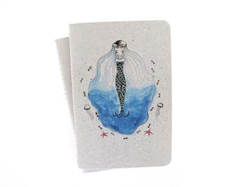 Mermaid Series Notebook 1