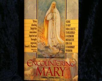 Encountering Mary Vintage Book