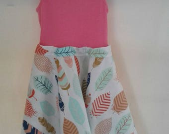 Fun & Cute Country Cuties dress. This is  one of a kind and will fit a 3-3T or 4 girls.