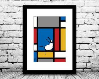 """Art For Ewe II"" (Limited Edition Print)"