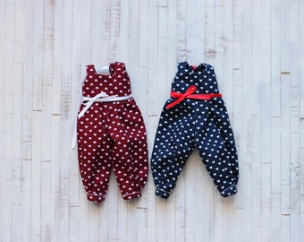 NEW! summer 2017 rompers for Blythe (mono for blythe)