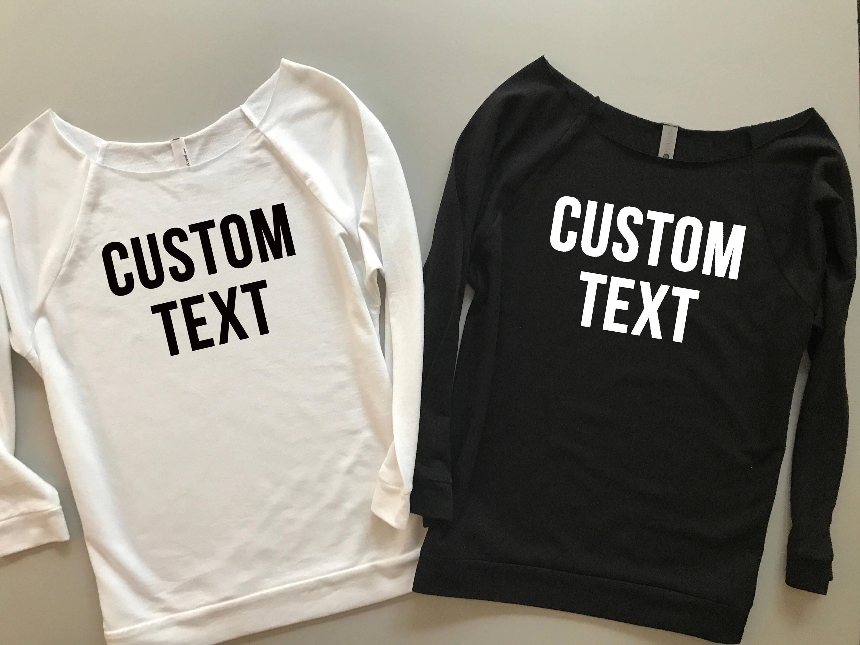 Custom Shirts For Women Custom Bachelorette Party Shirts